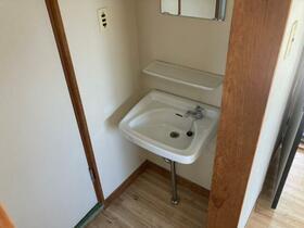 松風マンション 205号室の風呂