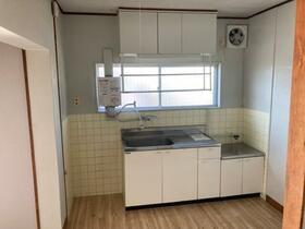 松風マンション 205号室の収納