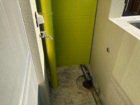 松風マンション 205号室の景色