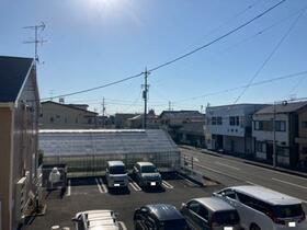 松風マンション 205号室のキッチン