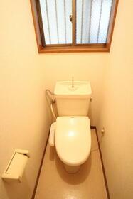 ビエント橋本 101号室のトイレ