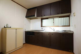 ビエント橋本 101号室のキッチン