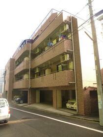 グランディール・横浜の外観