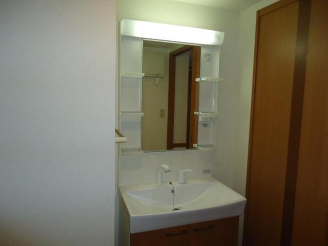ウィステリアビアン 203号室の洗面所