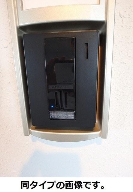 ペタル ドゥ サクラ Ⅰ 02020号室の玄関
