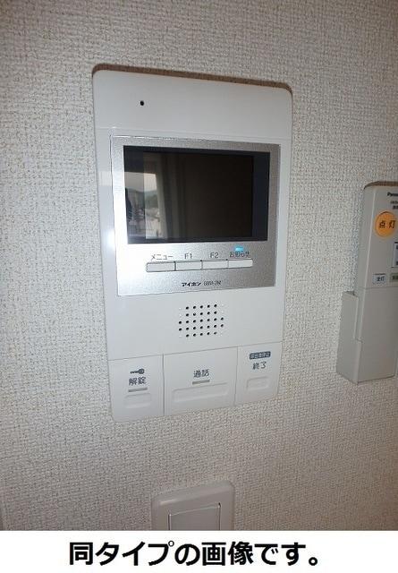 ペタル ドゥ サクラ Ⅰ 02020号室のセキュリティ