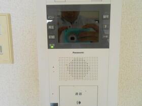 ライオンズマンション新横浜B館 206号室のセキュリティ