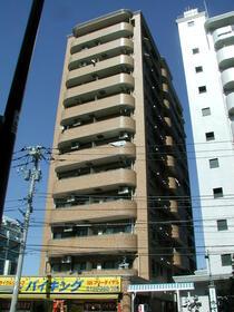 大須賀第二レジデンス 1003号室の外観