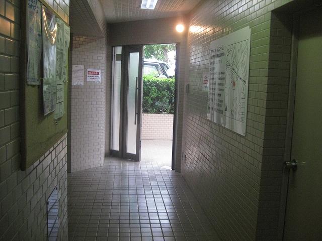 トーヨーマリンハイム 603号室のロビー