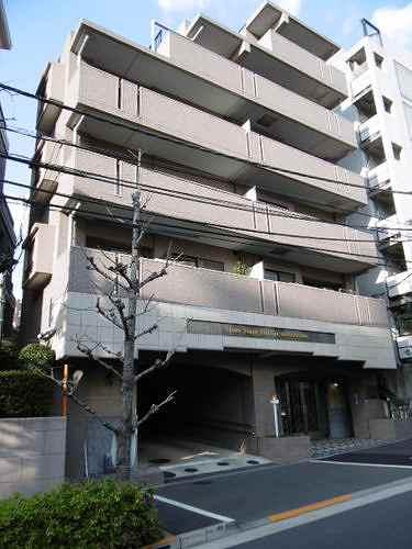 ライオンズステージ渋谷松見坂外観写真