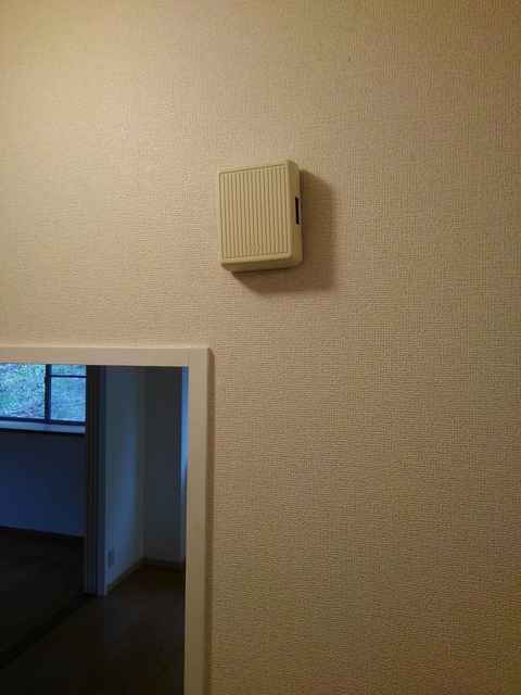 グリーンヒル 浄明寺 弐 01050号室のセキュリティ