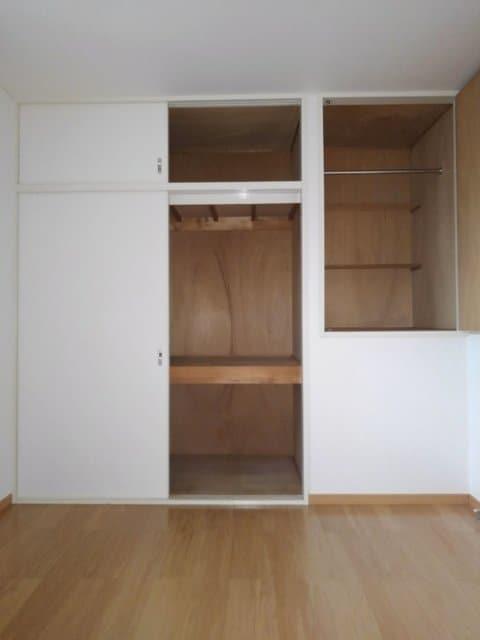 グリーンヒル 浄明寺 弐 01050号室の収納