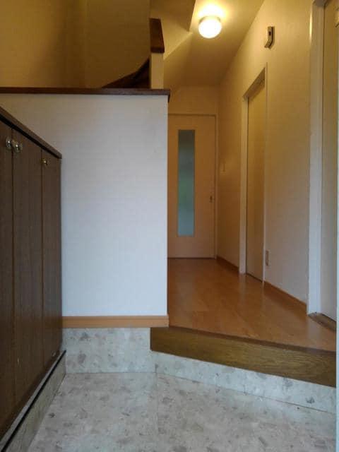 グリーンヒル 浄明寺 弐 01050号室の玄関