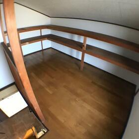 シーズ・レジデンス永福町メゾン 207号室の収納