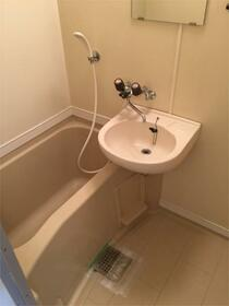 スカイコート両国 1001号室の風呂