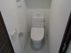 GENOVIA南千住Ⅱskygarden 602号室のトイレ