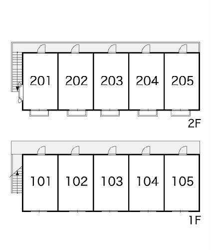 レオパレスFULLHOUSE 103号室のその他