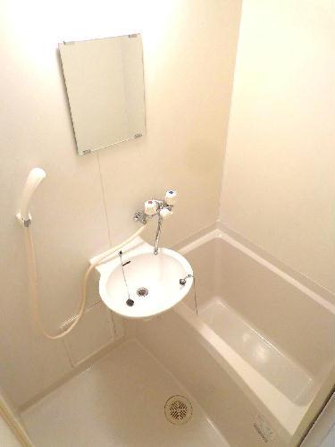 レオパレスクレールニトナ 204号室の洗面所