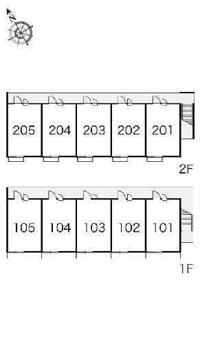レオパレスアーク 101号室のその他