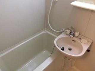 レオパレスアーク 101号室の風呂