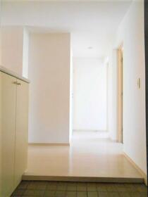 サンヨーレジデンスA棟 101号室の玄関