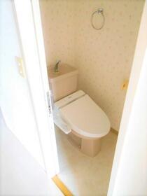 サンヨーレジデンスA棟 101号室のトイレ