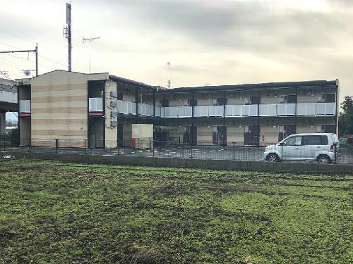 レオパレスベッラハピア外観写真