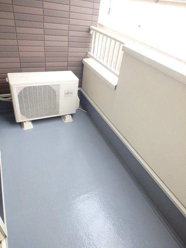 ファインブルク・K 02030号室のバルコニー