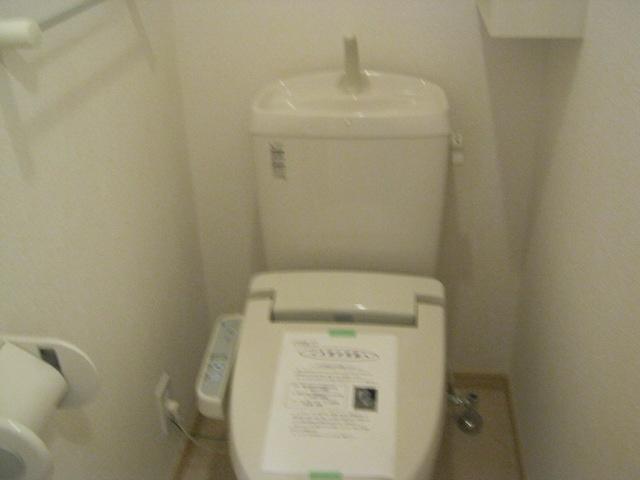 ファインブルク・K 02030号室のトイレ
