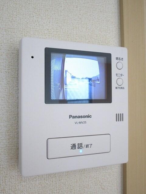 ミッテ・クラール Ⅰ 01010号室のセキュリティ