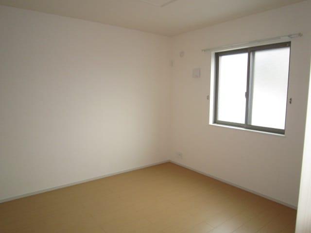 ミッテ・クラール Ⅰ 01010号室のベッドルーム