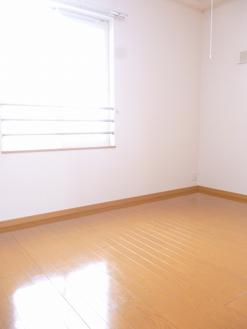 グランデヒサノD 02010号室のベッドルーム