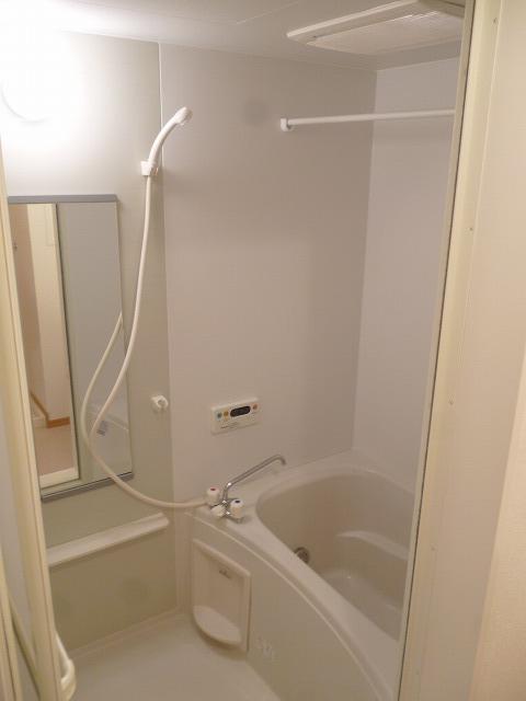 グランデヒサノD 02010号室の風呂