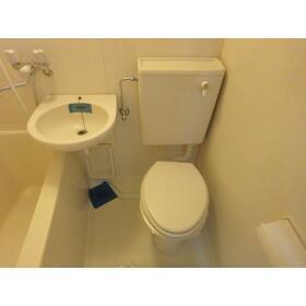 ティモス百合ヶ丘B 105号室の風呂