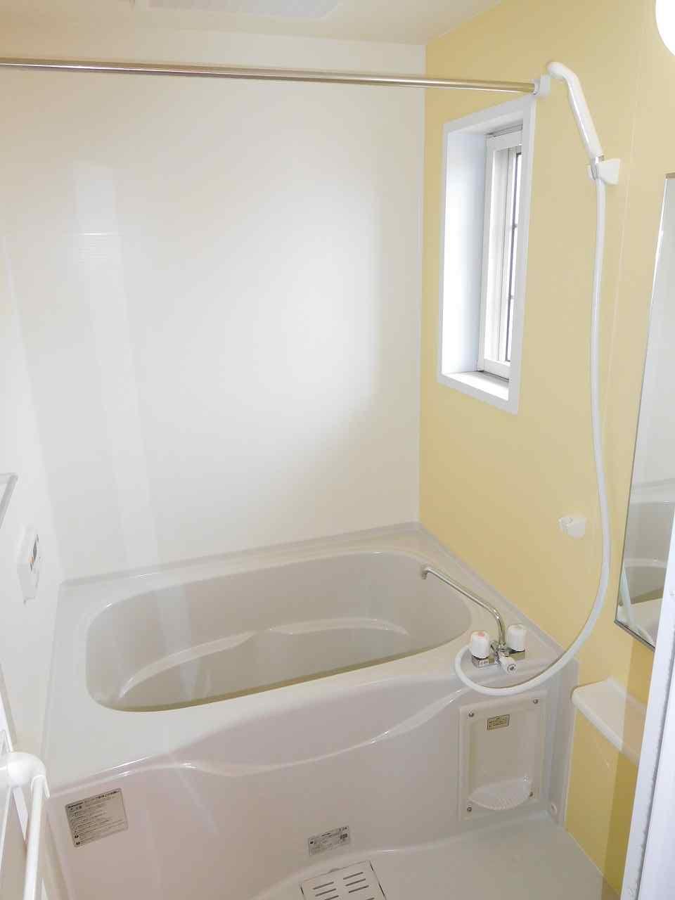 ヴィラ上重原 02010号室の風呂