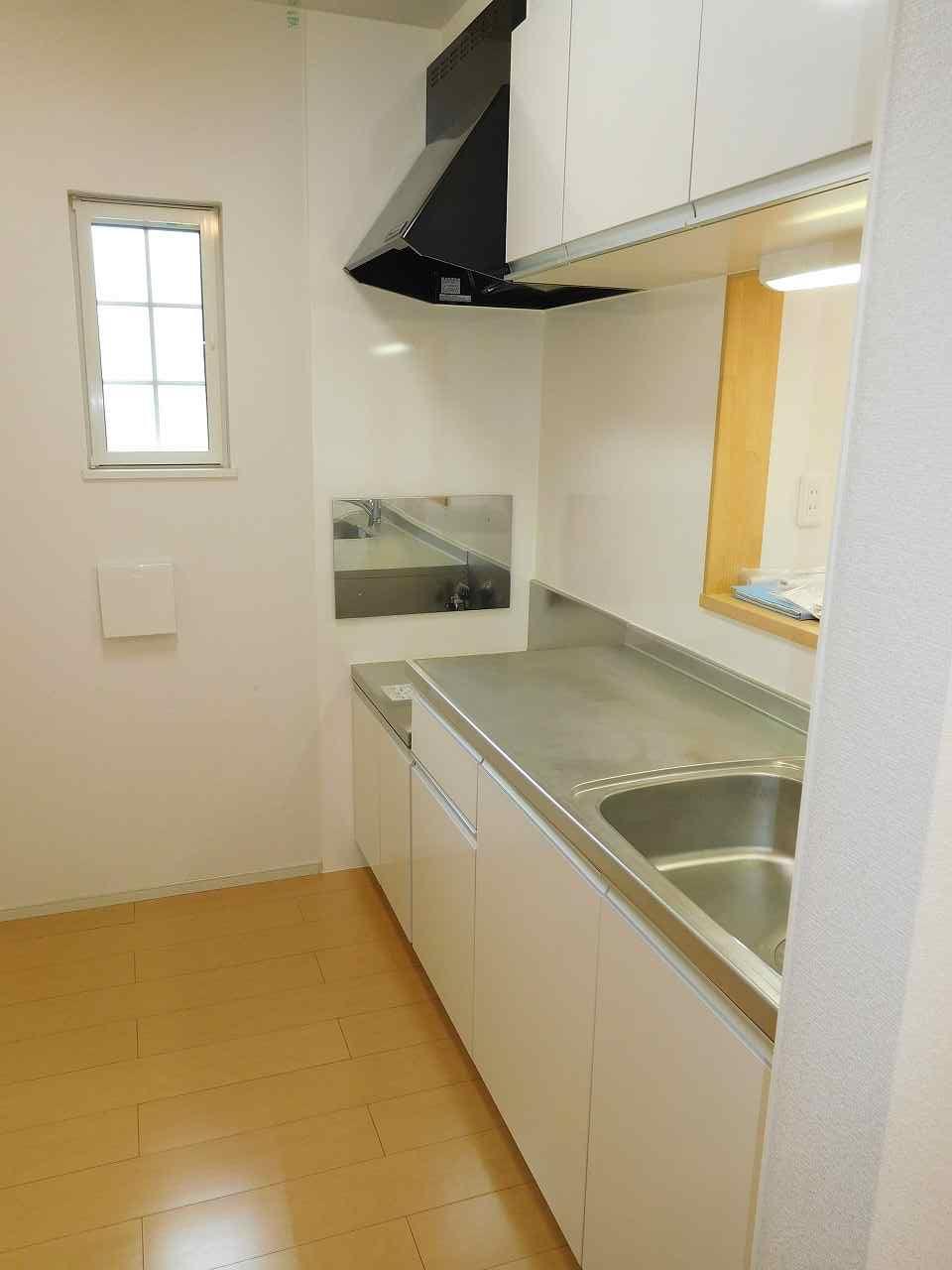ヴィラ上重原 02010号室のキッチン