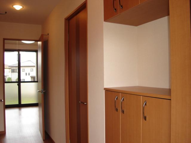 サニープレイス.F 201号室の景色