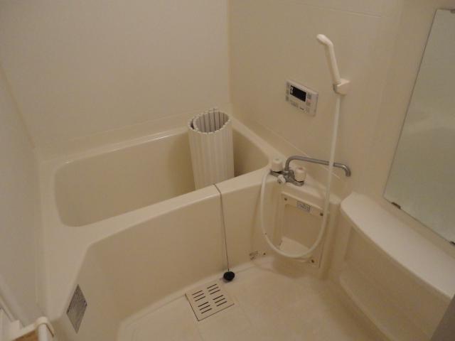 サニープレイス.F 201号室の風呂