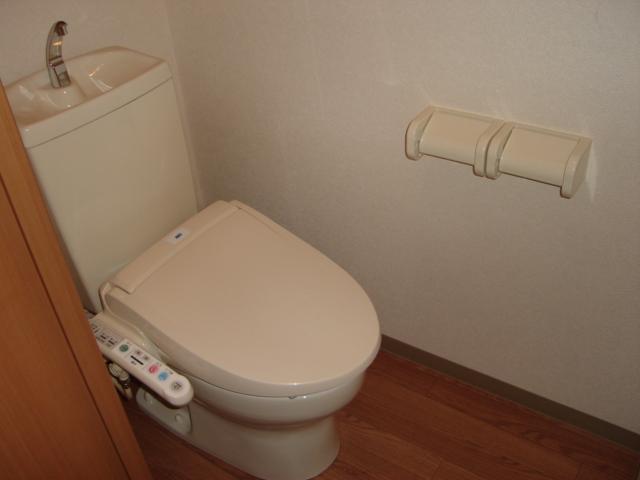 サニープレイス.F 201号室のトイレ