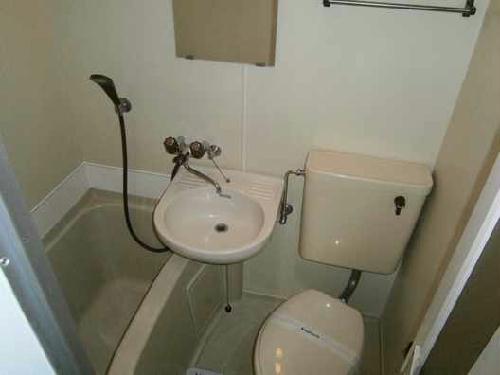 レオパレスアイシー 203号室の風呂