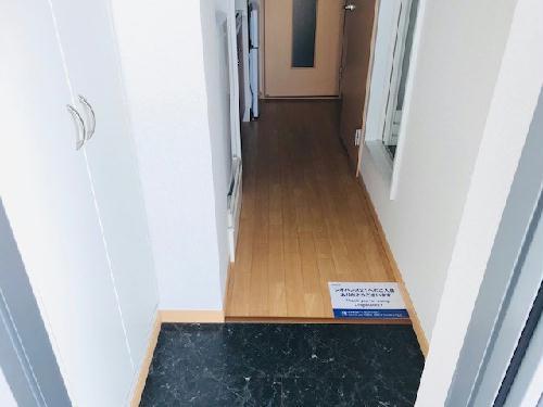 レオパレススプルースⅡ 401号室のリビング