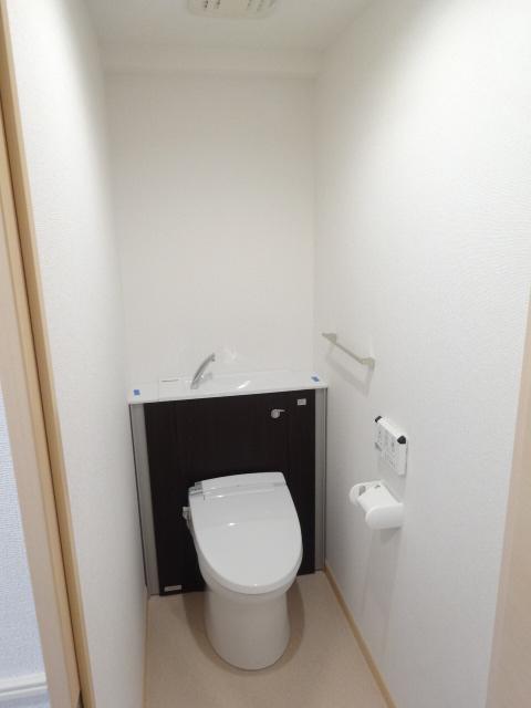 Poseidon 01030号室のトイレ