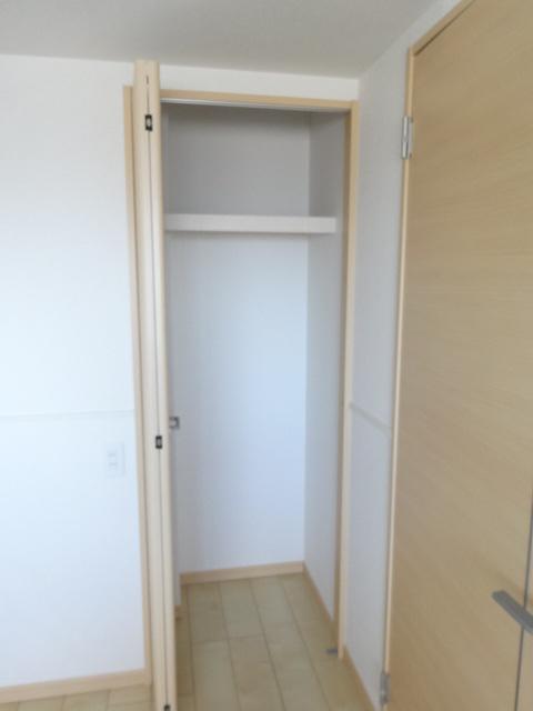 Poseidon 01030号室の収納