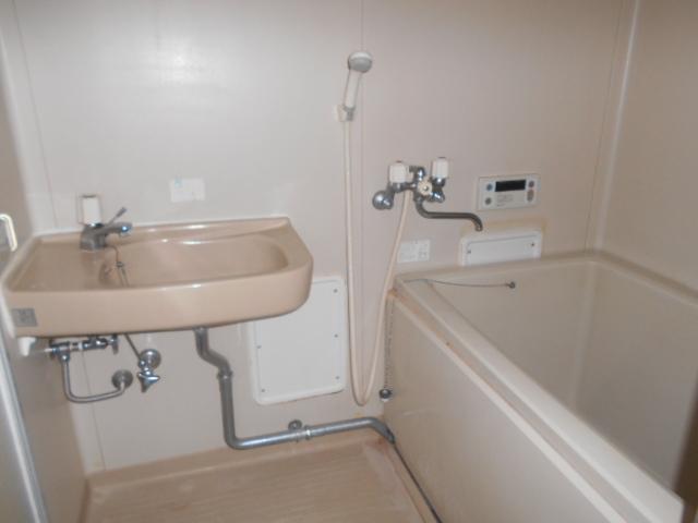 タウニー大縄場 202号室の洗面所