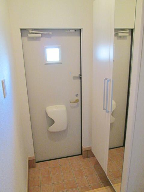 A グラシアス 01020号室のキッチン