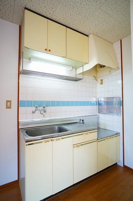 エルディムサンライズ21 A 02010号室のキッチン