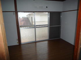 富士見荘 202号室のキッチン