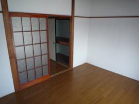 富士見荘 202号室のリビング