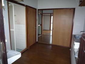 富士見荘 202号室の風呂