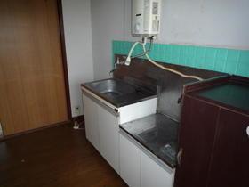 富士見荘 202号室のトイレ
